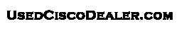 UsedCiscoDealer